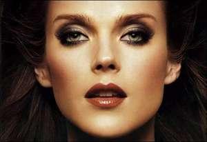 виды макияжа для карих глаз » Стильный ...